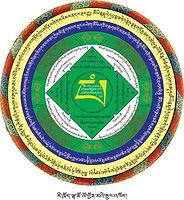 Protection Mandala of Parnashwari, Tara who protects from epidemic disease.