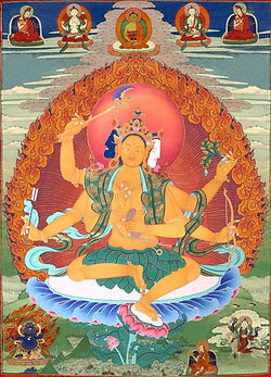 Parnashavari Vanquisher of Disease