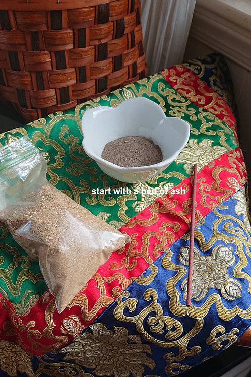 Lama Konchok Sonam's Special Powdered Incense