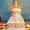 Thumbnail: Platinum Stupa with Detailed Ornament