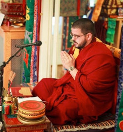 Thadag Tulku Rinpoche