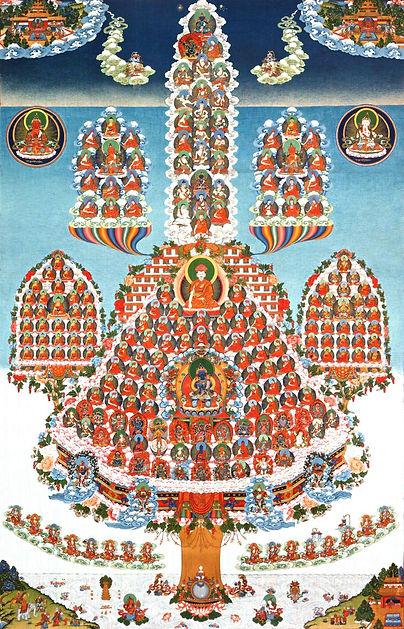 Drikung Kagyu Refuge Tree