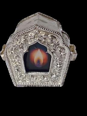 Manjushri Yamantaka Protection and Blessing Amulet (Ghau)