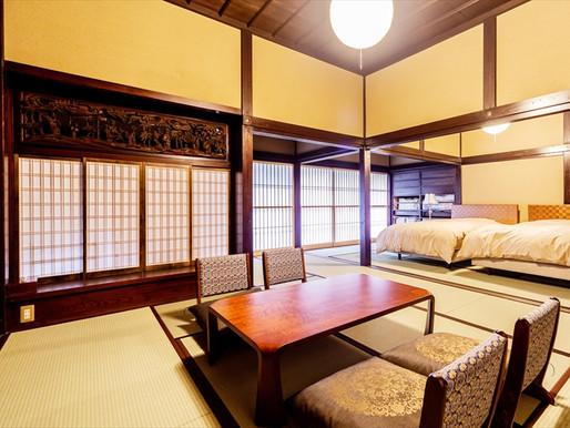 【定額貸切】7万円(+税)のみで離れ3部屋を一棟貸切できます