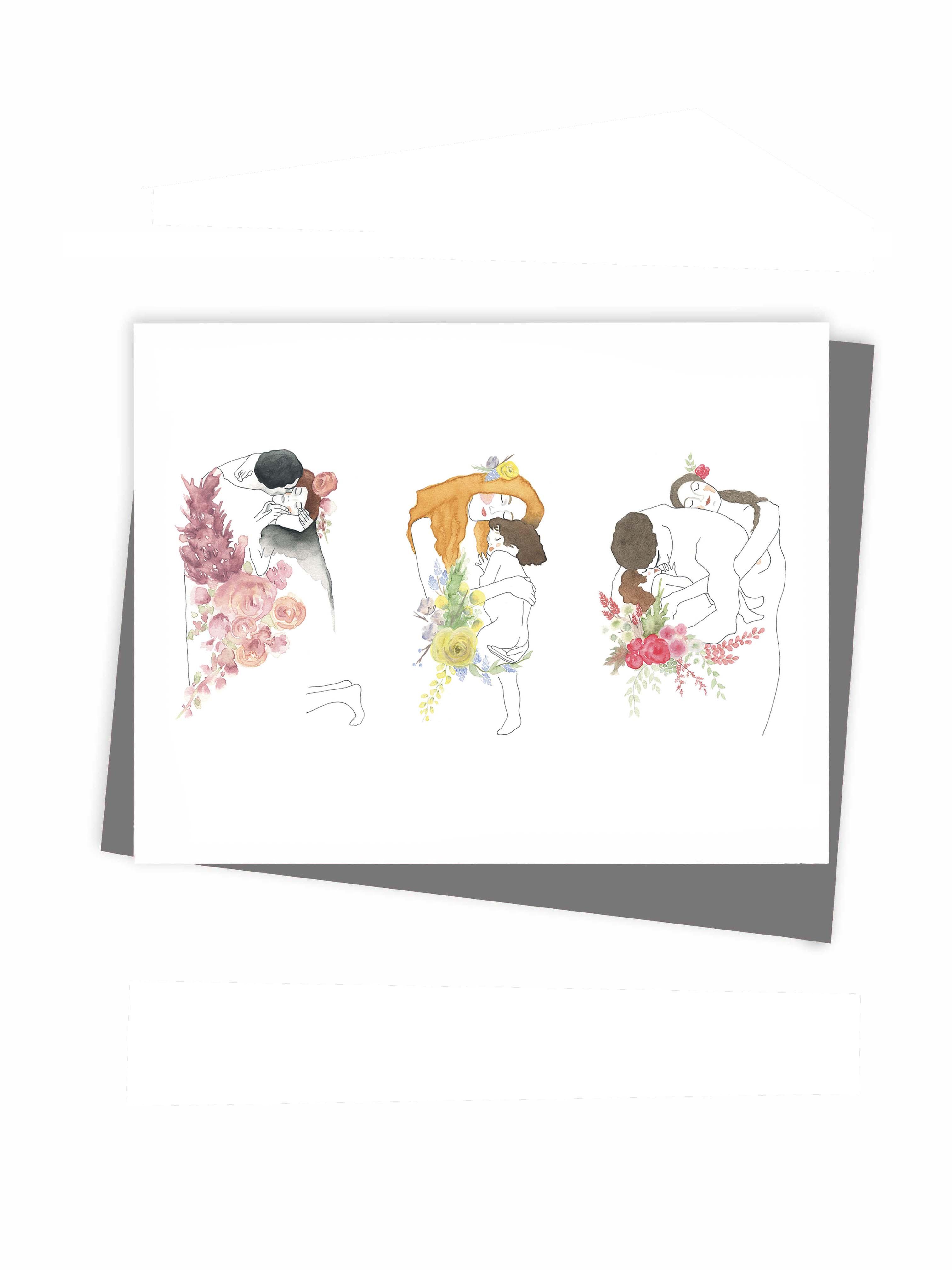 Klimt Trilogy