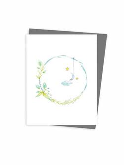 Wreath - Moon