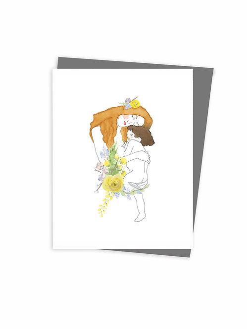 Klimt, Maternité