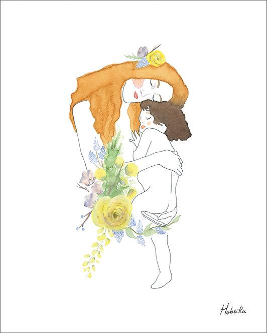 Klimt, Maternity