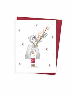 Christmas - Little girl