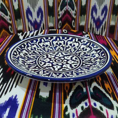 黒い鉛筆柄皿(Qora qalam)