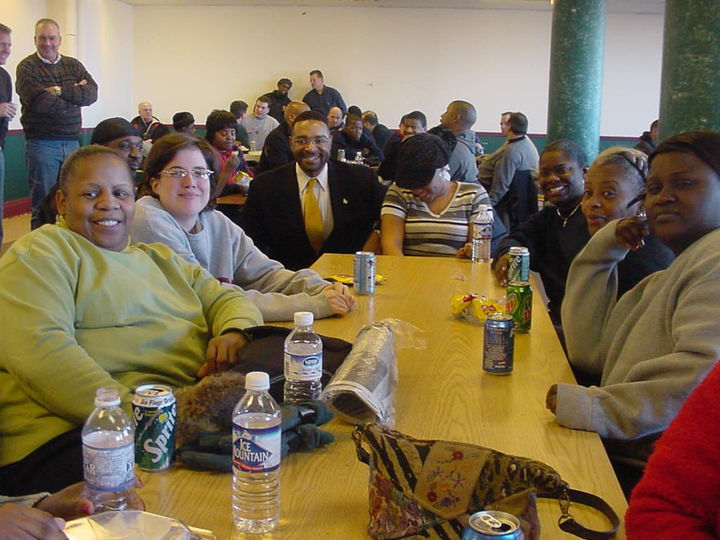 UPS volunteers on King's Birthday .JPG