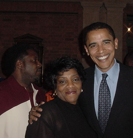 Judge Dorothy Jones and President Obama.JPG