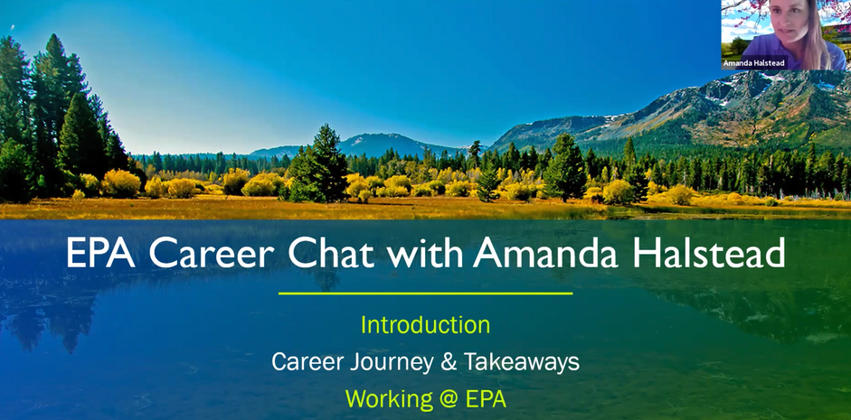 Guest Speaker: Amanda Halstead