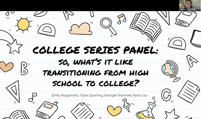 Workshop: College Panel