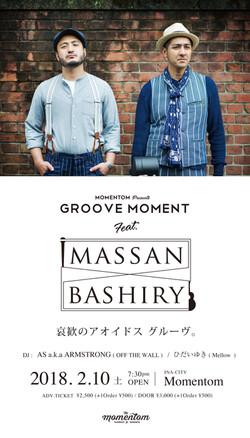 MASSAN × BASHIRY