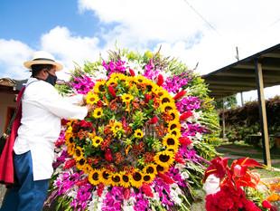 Medellín está lista para vivir la Feria de las Flores 2020