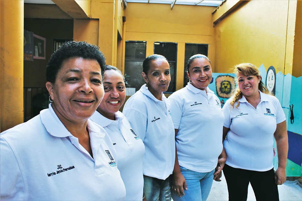 Integrantes JAC Barrios de Jesús