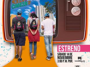 Televidentes y cibernautas podrán recorrer la ciudad con Medellín en la Cabeza TV