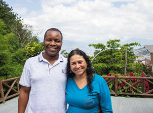 JAC Quinta Linda: Un barrio bonito representa los corazones alegres de sus habitantes
