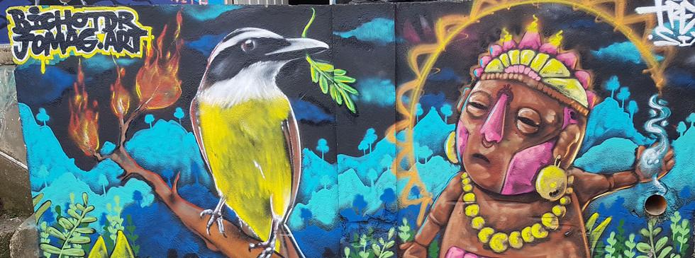 Mural Comuna 13