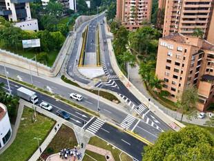El 80% de las vías arterias de Medellín se han construido por valorización