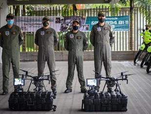 A Medellín llega el Escuadrón Antifleteo como estrategia para combatir los hurtos en la ciudad