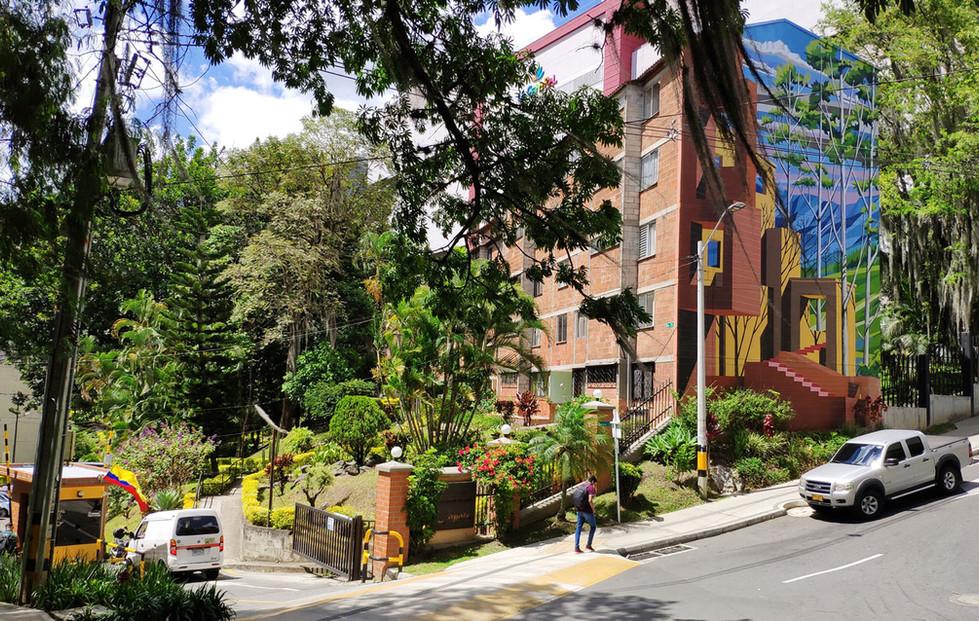 Unidad residencial Loyola
