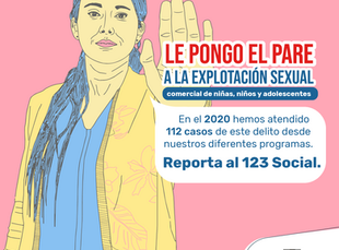 Medellín tiene una disminución del 43 % en casos de explotación sexual comercial de niñas, niños