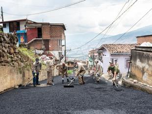 3.843 huecos han sido intervenidos en vías de Medellín