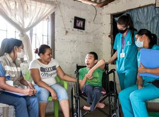 Se inicia segunda entrega de apoyo económico a personas con discapacidad
