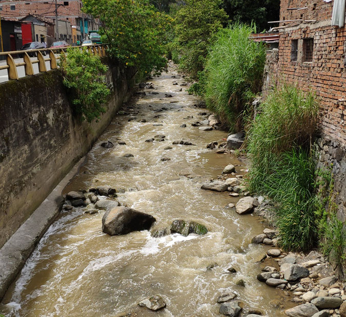 Quebrada Santa Elena