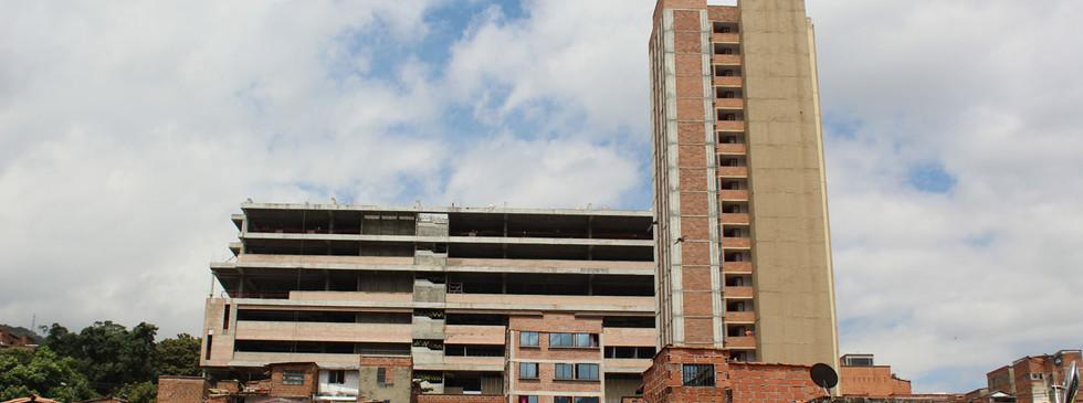 Vista Unidad Hospitalaria Buenos Aires
