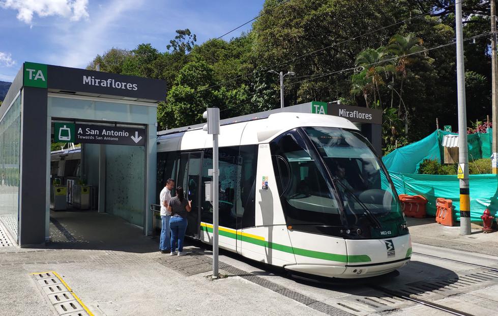 Estación Miraflores del Tranvía