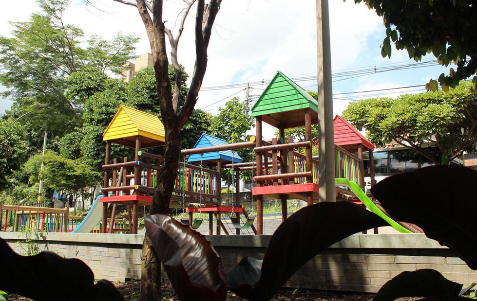 Parque Caicedo