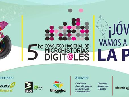 5to concurso nacional de Microhistorias Digitales