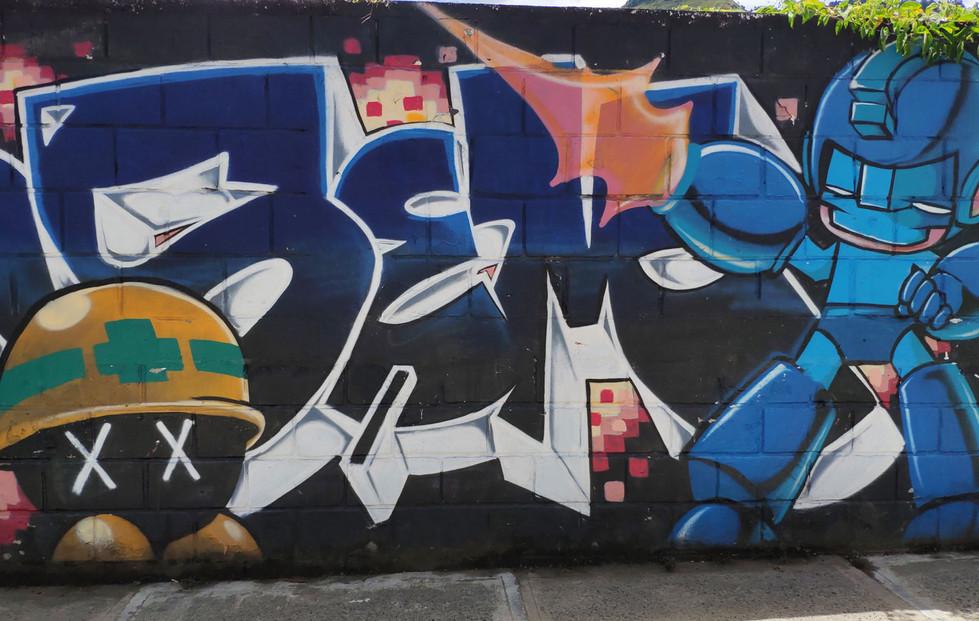 Mural Calle 49