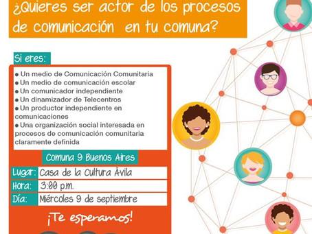 Comunicación en red