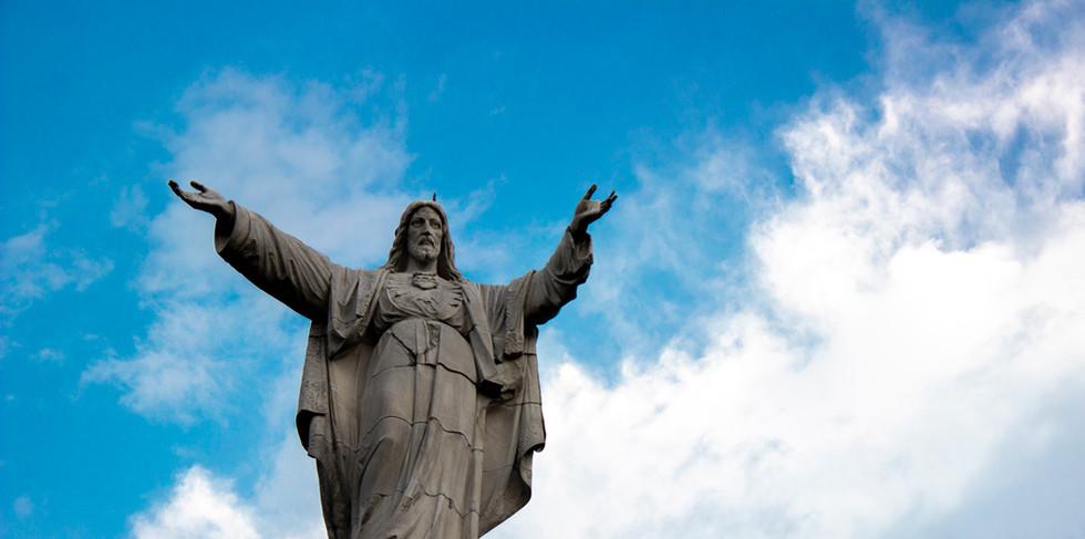 Cristo redentor - Barrio El Salvador.jpg