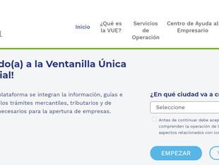 Empresarios y emprendedores de Medellín pueden agilizar sus trámites de creación de empresas -VUE-