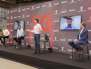 Medellín presenta su primer piloto con tecnología 5G