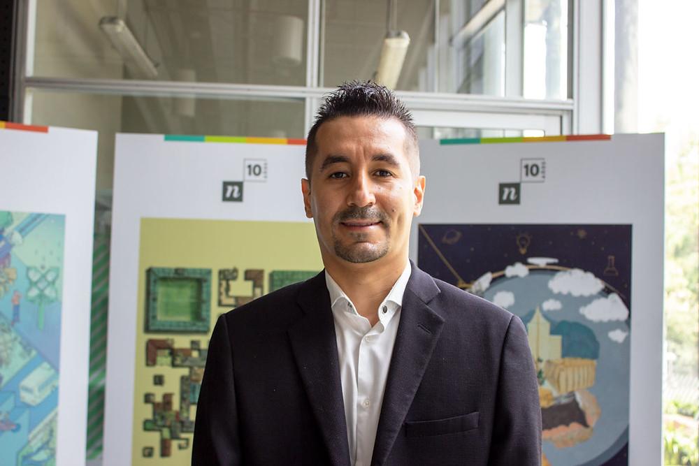 Diego Alexander González Gerente ESU