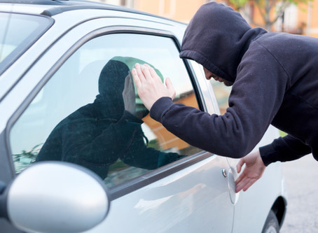 16 Vehicle Break-Ins Within 24 Hour Period