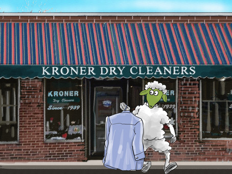 Ray Kroner, 42 Years In Business