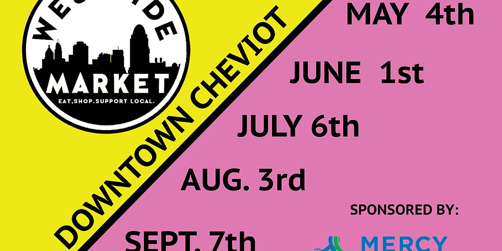 West Side Market June