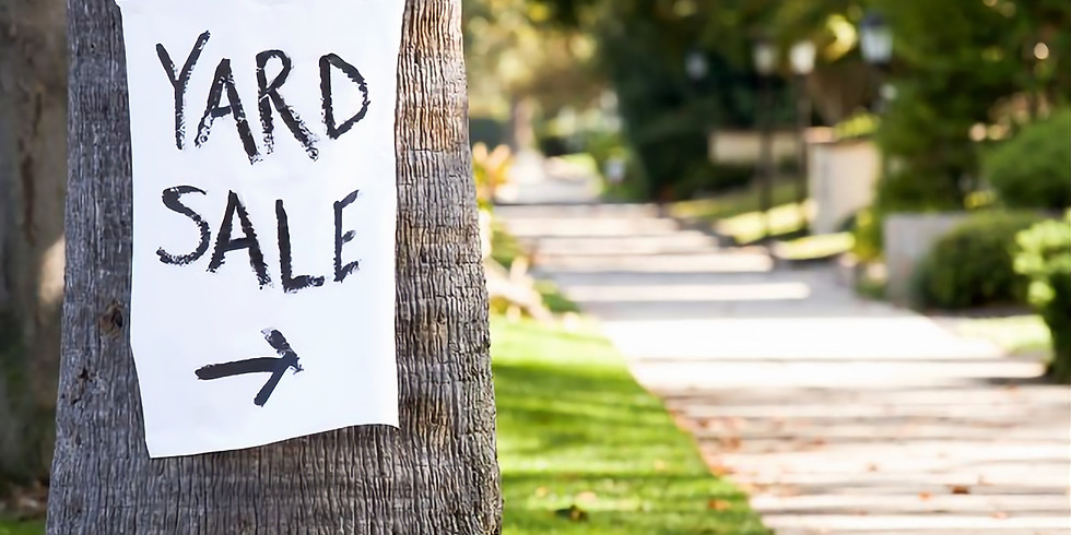 Cheviot City Wide Yard Sale