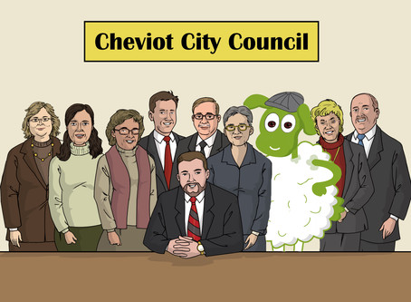 Newest Cheviot City Council Member Expected to be Sworn in Tonight.