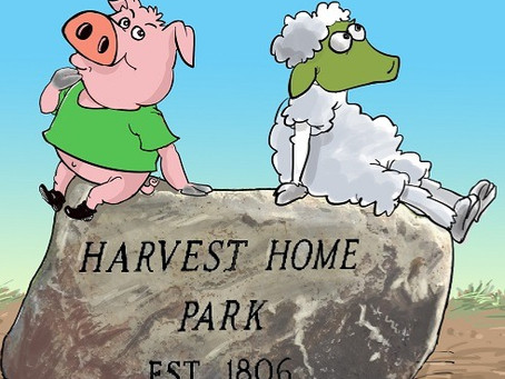 Harvest Home Park and Playground Open Today