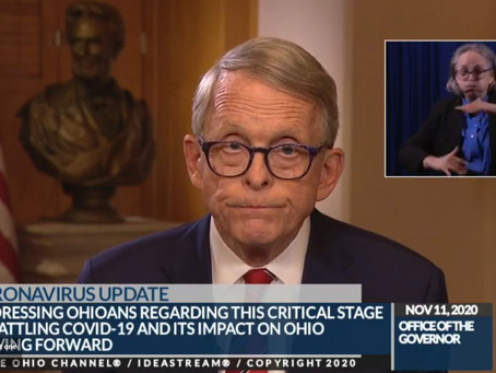 DeWine Issues New Provisions to Emergency Order