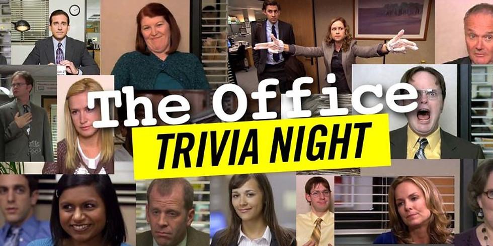 Office Trivia Night,  Deans Hop's & Vines