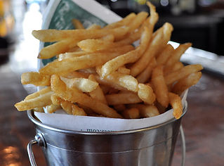 Fresh Bucket of Fries